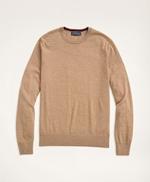 Merino Wool Crewneck Sweater 썸네일 이미지 1