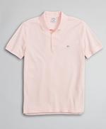 Slim Fit Supima® Cotton Performance Polo Shirt 썸네일 이미지 1