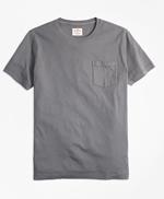 Garment-Dyed T-Shirt 썸네일 이미지 1