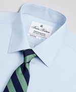 Milano Fit Dress Shirt, Twill Ainsley Collar 썸네일 이미지 2