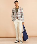 Madras Cotton Sport Coat 썸네일 이미지 2