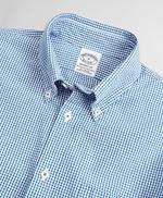 Regent Fitted Sport Shirt, Seersucker Multi-Check 썸네일 이미지 2
