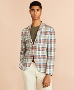 Madras Cotton Sport Coat 썸네일 이미지 3