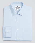 Milano Fit Dress Shirt, Twill Ainsley Collar 썸네일 이미지 4