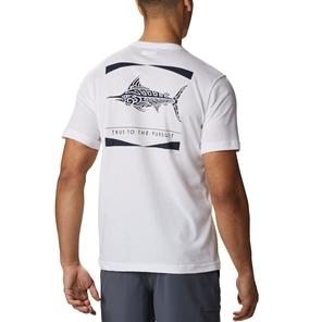 PFG™ Tribal Fish Pocket Tee