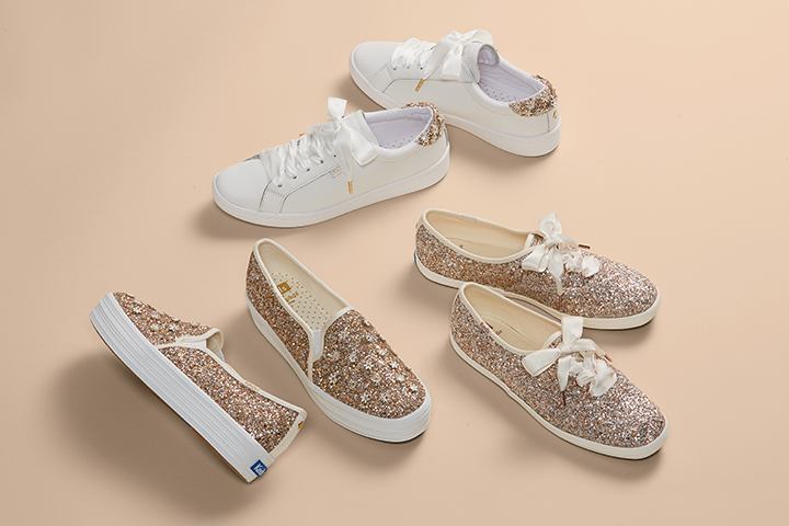 KEDS X KATE SPADE NEW YORK<br>BRIDAL COLLECTION